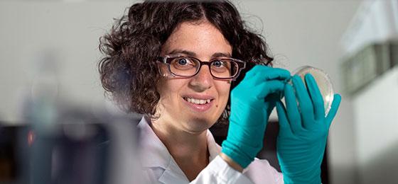 Marie Heim-Vögtlin Prize goes to Sara Montagner