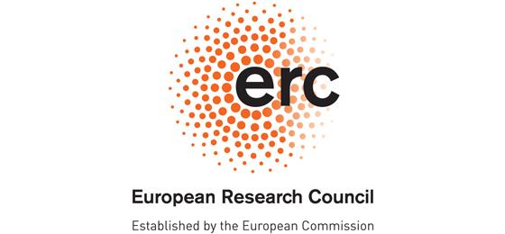 Logo des ERC © ERC