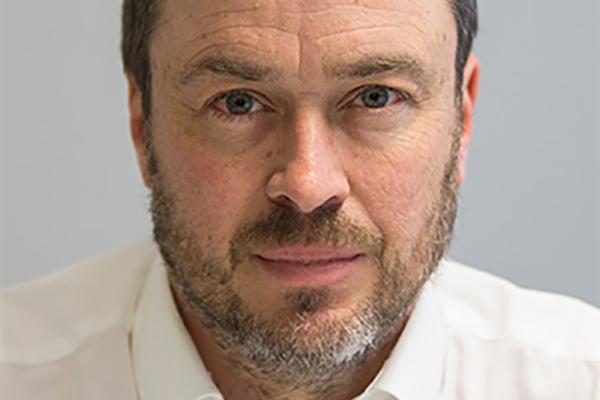 Portrait von Christophe Giovannini, neuer Leiter Kommunikation