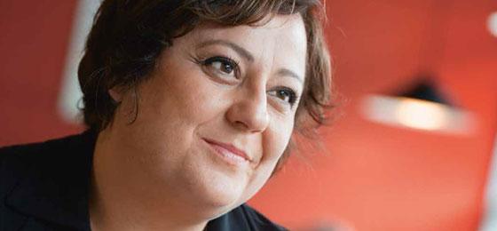 the sociologist Maria Caiata Zufferey © Valérie Chételat