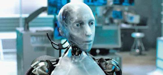 a robot © Keystone/Everett Collection/Digital Domain