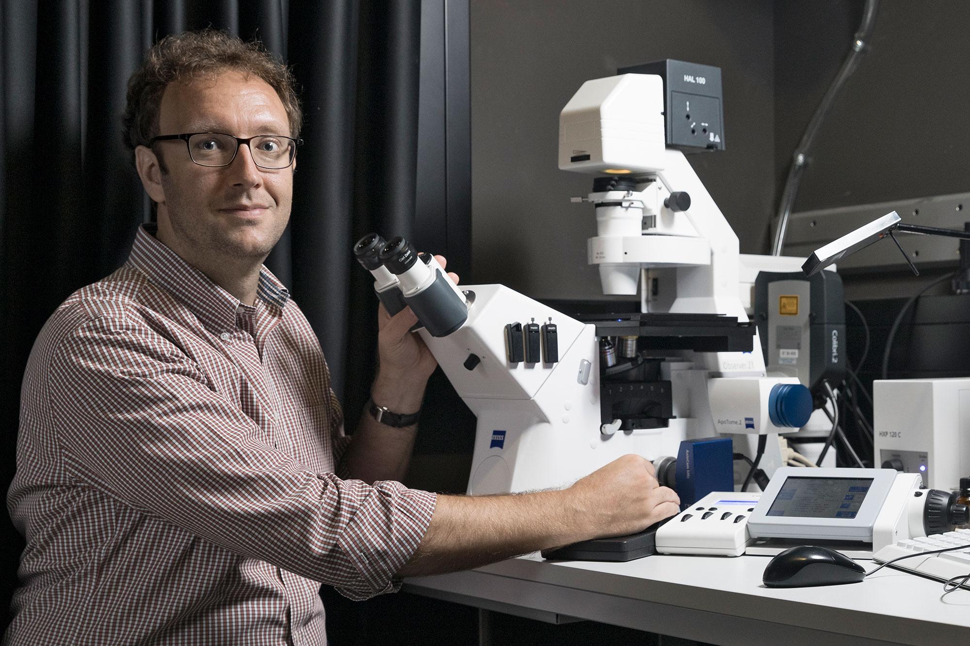 Der Wissenschaftspreis Latsis geht an Nicola Aceto