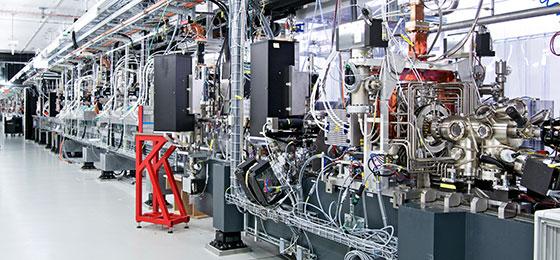 Injektor SwissFEL - Paul Scherrer Institut