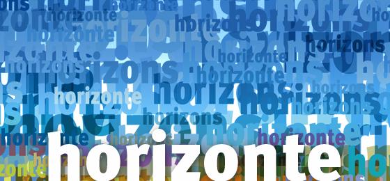 Cette image montre l'icône de l'application Horizons. © FNS