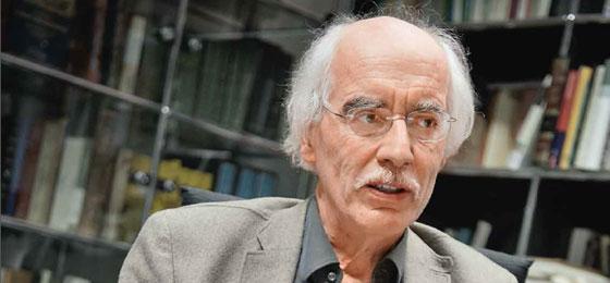 Reinhard Schulze, le directeur de l'Institut des études islamiques et de la philologie orientale à l'Université de Berne © Valér