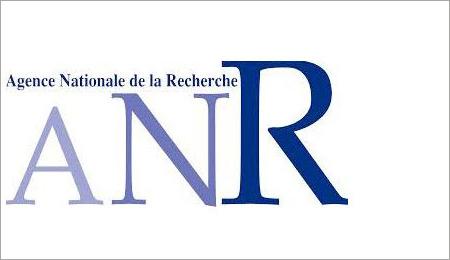 Logo de l'Agence Nationale de la Recherche. © ANR