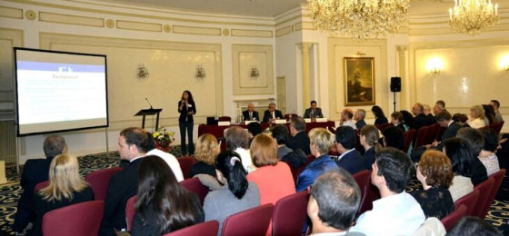 Closing event for bilateral programme with Romania