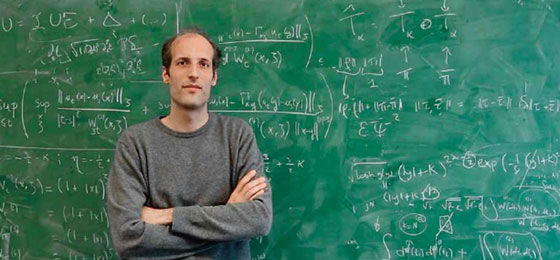 Martin Hairer © Simons Foundation and International Mathematical Union