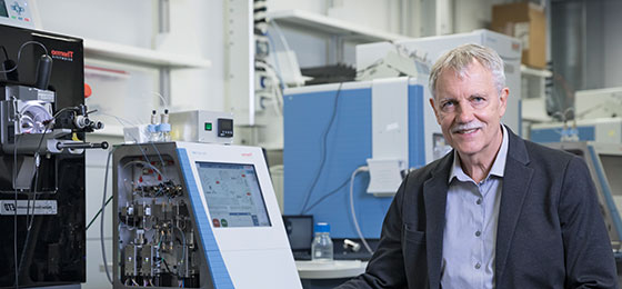Rudolf Aebersold ist der Preisträger 2020
